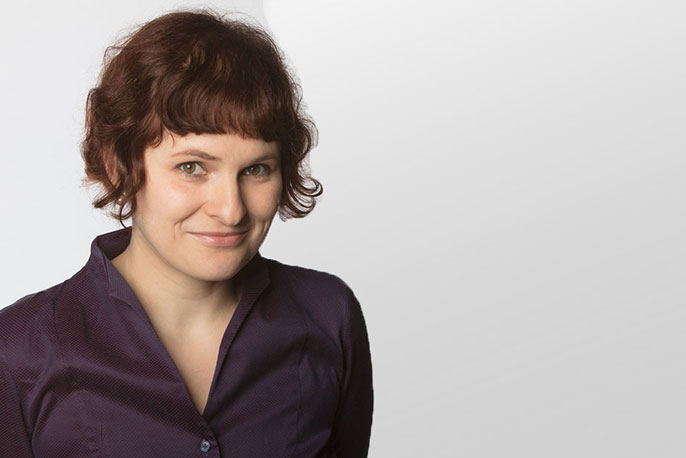 Porträt von Dr. Olga Geisel